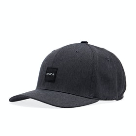 RVCA Shift Flexfit Cap - Black