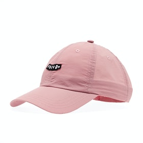 Volcom Stop And Pink Hat Womens Cap - Petal Pink