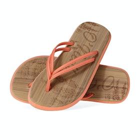 O'Neill Fg Ditsy Girls Sandals - Mandarine