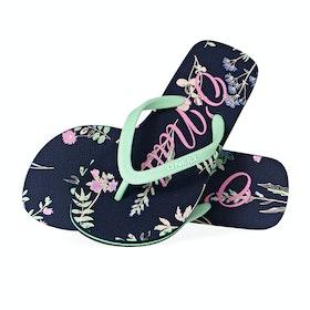 O'Neill Moya Girls Sandals - Blue Aop