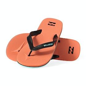 Billabong All Day Sandals - Orange