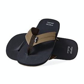 Billabong All Day Impact Sandals - Navy