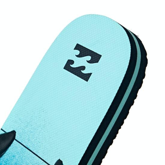 Billabong Tides 73 Stripe Flip Flops