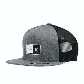 Casquette Hurley Natural 2.0 Trucker - Cool Grey