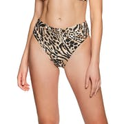 Billabong Wild Waves Rise Bikini Bottoms