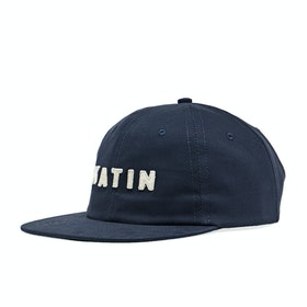 Katin Stout-6 Panel Cap - Navy