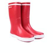 Aigle Lolly Pop Girl's Wellington Boots