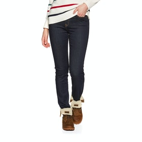 Barbour Essential Slim Women's Jeans - Rinse