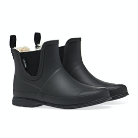 Tretorn Eva Classic Winter Women's Wellington Boots - Black