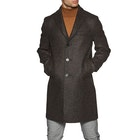 Harris Wharf London Boxy Double Faced Wool Jacket