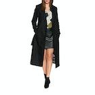 Ted Baker Wide Collar Long Wool Women's Jacket