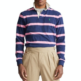 Polo Ralph Lauren Utility Rugby Top - Blue
