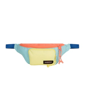 Eastpak Page Bum Bag - Blocked Blue
