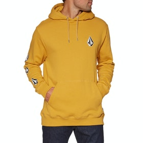 Volcom Deadly Stones 2 Pullover Hoody - Gold