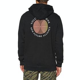 Volcom Supply Stone Pullover Hoody - New Black