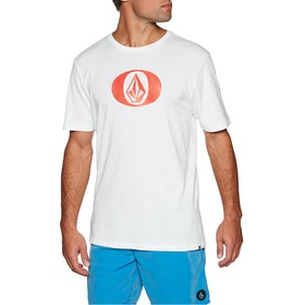 Volcom Elypse Short Sleeve T-Shirt - White