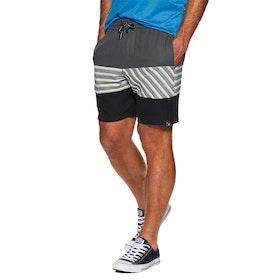 Volcom Forzee Short Shorts - Dark Charcoal