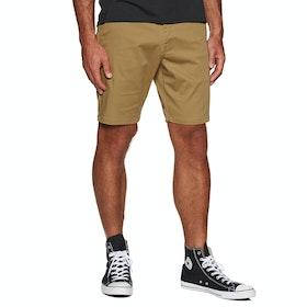 Volcom Frickin Mdrn Stch 19 Shorts - Dark Khaki