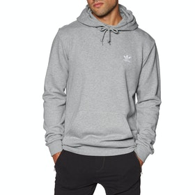 Adidas Originals Essential Pullover Hoody - Medium Grey Heather