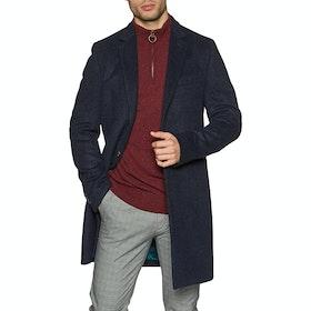 Paul Smith Overcoat Men's Jacket - Inky