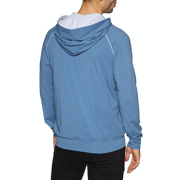 BOSS Mix Match Hooded Pullover