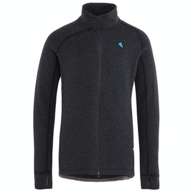 Klattermusen Balder Zip Fleece - Charcoal