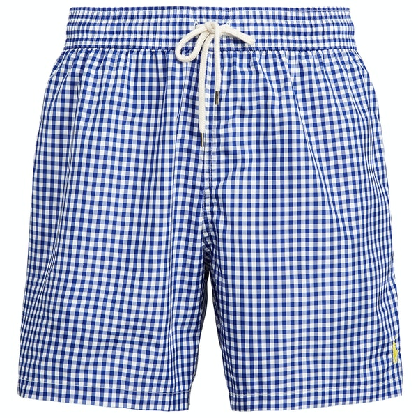 Polo Ralph Lauren Traveler Gingham 水泳用ショーツ