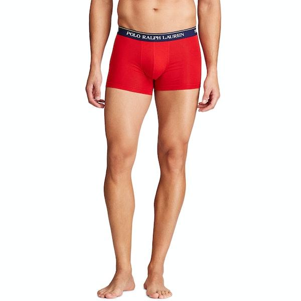 Polo Ralph Lauren 3 Pack Trunk Boxer Shorts