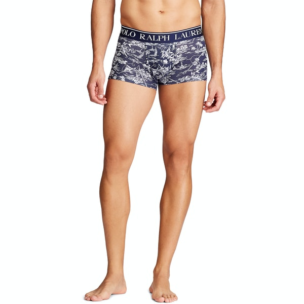 Polo Ralph Lauren Cotton Elastane Trunk Boxer Shorts
