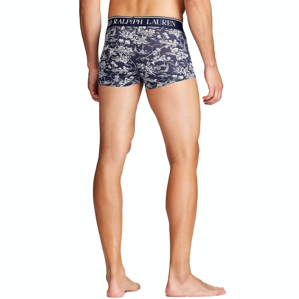 Polo Ralph Lauren Cotton Elastane Trunk Boksershorts