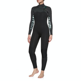 C-Skins Solace 5/4mm Chest Zip Wetsuit - Anthracite Winter Black