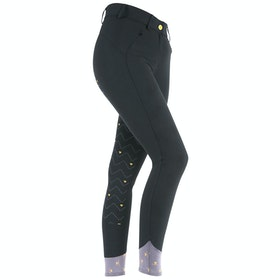 Shires Aubrion Carlisle Ladies Riding Breeches - Black
