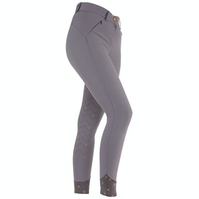 Shires Aubrion Carlisle Ladies Riding Breeches - Grey