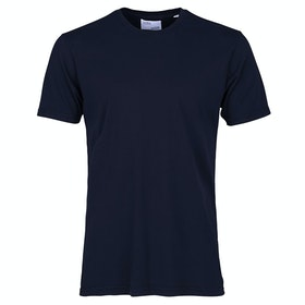 Colorful Standard Classic Organic Kurzarm-T-Shirt - Navy Blue