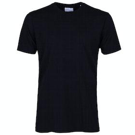 Colorful Standard Classic Organic Kurzarm-T-Shirt - Deep Black