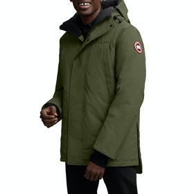 Canada Goose Sanford Parka Jacket - Military Green - Vert Militaire