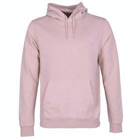 Colorful Standard Classic Organic Kapuzenpullover - Faded Pink