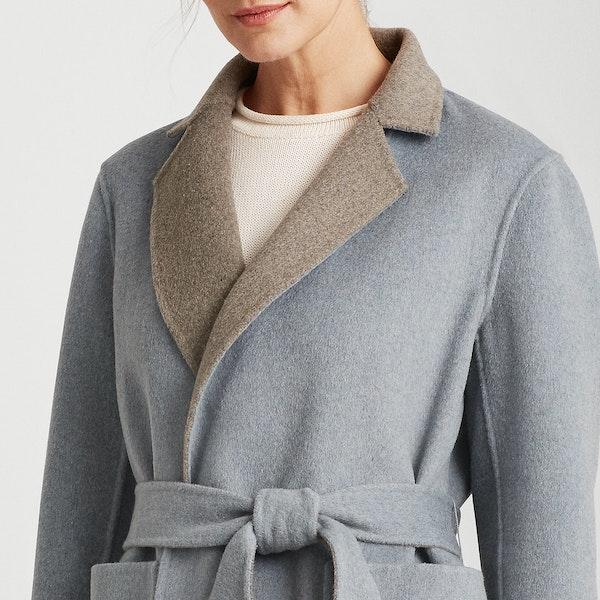 Lauren Ralph Lauren Reversible Wool Женщины Куртка