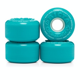 Ruota Skateboard Ricta Clouds Teal 78a - Teal