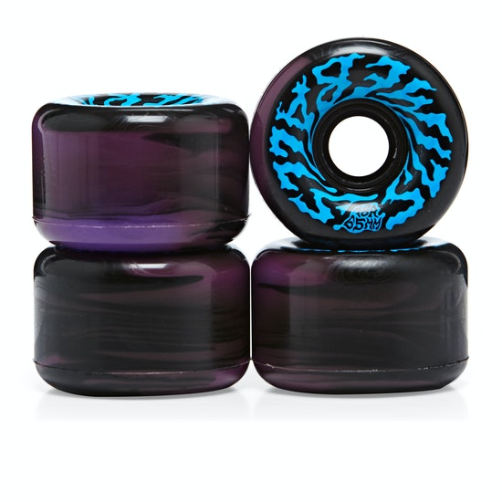 Santa Cruz Swirly Swirl 78a Slime Balls Skateboard Wheel