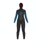 O'Neill Psycho Tech 6/4mm Chest Zip Hooded Ladies Wetsuit