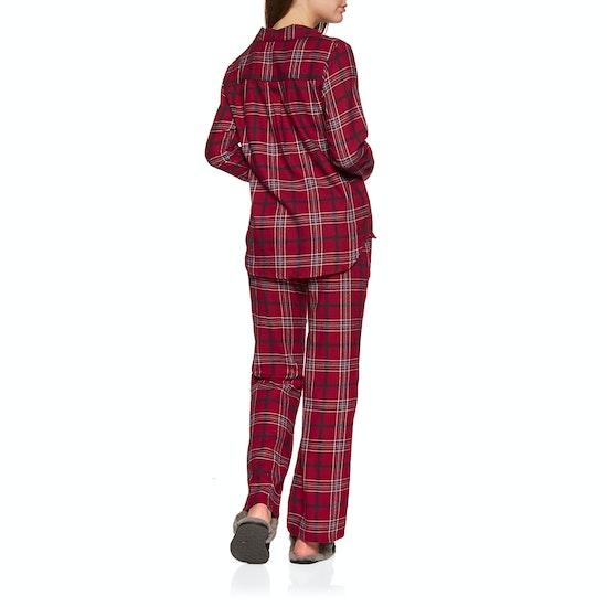 UGG Raven Set Flannel Gift Womens Pyjamas