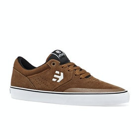 Chaussures Etnies Marana Vulc - Brown/black/white