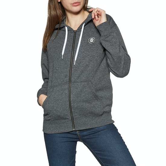 Billabong Beach Day Ladies Zip Hoody