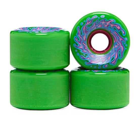 Santa Cruz Og Slime Neon 78a Slime Balls Skateboard Wheel
