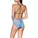 Nike Swim Colour Fade Strappy Crossback Swimsuit