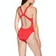 Nike Swim Poly Solid Fast Back Swimsuit