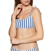 Billabong Blue By U Mini Crop Womens Bikini Top