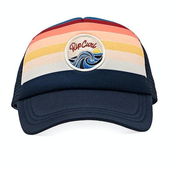 Rip Curl Keep On Surfin Trucker Womens Cap