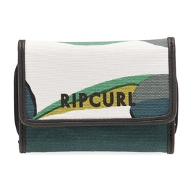Rip Curl Palm Bay Wallet Womens Purse - Green